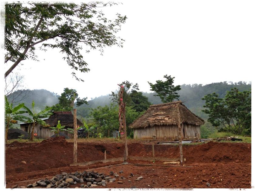 School building in Nicragua