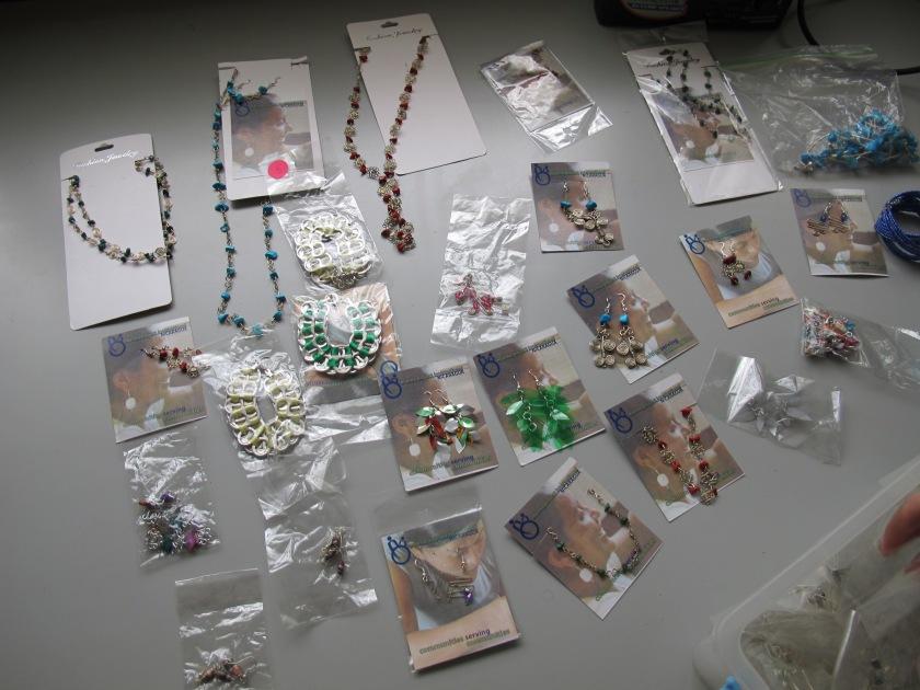 handmade jewelry from nicaragua