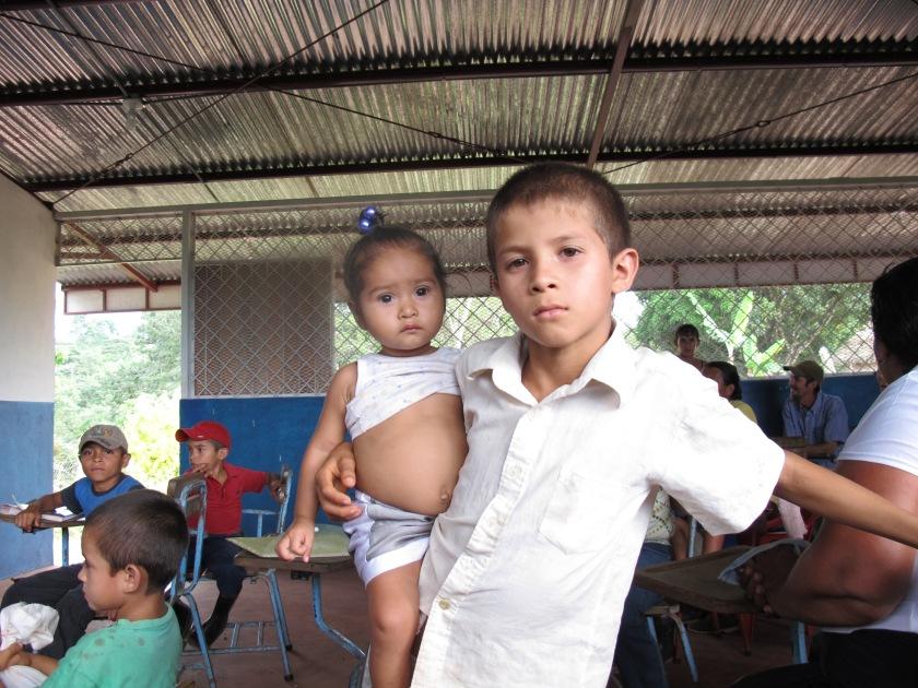 Nicaraguan kids