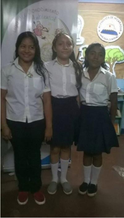 Melany, Daysi, Nohelia